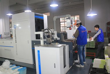 Automatic full inspection machine